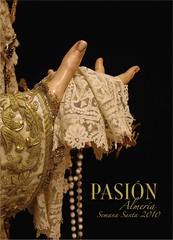 Portada Boletín de Semana Santa 2010 de la Hermandad de Pasión