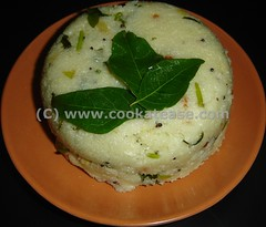 Rava (Semolina) Thayir Upma (cookatease) Tags: food recipe indian semolina curd suji rava thayir upma dahi cookatease