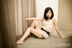 Eve (AehoHikaruki) Tags: life light portrait people cute girl nice interesting asia sweet album great chinese taiwan lazy taipei lovely     beautyshoots