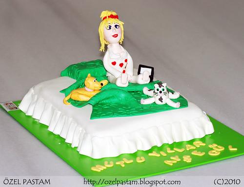 Yatak Keyfi Pastası
