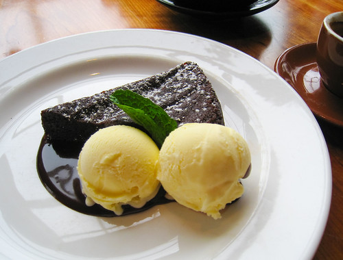 Flourless Chocolate Torte
