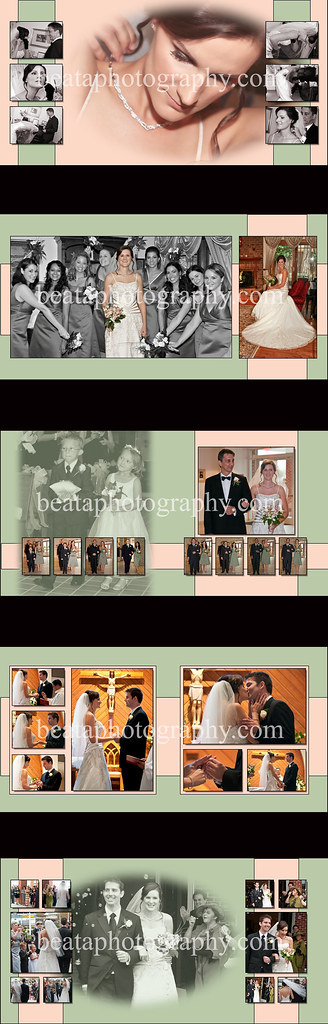 Wedding Coffee Table Book