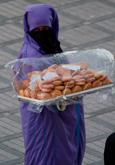 Marrakech, from Djema el-Fna (iharsten) Tags: december morocco marrakech 2009 djema elfna