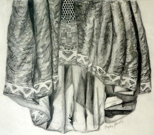 La robe de Colombine