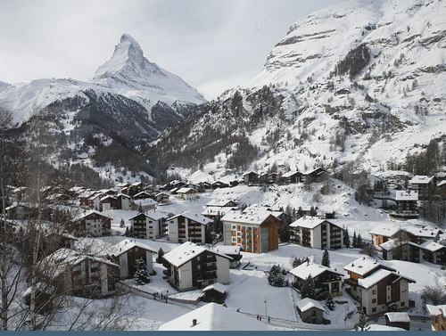 Zermatt, Switzerland – The Village in the Shadow of the Matterhorn