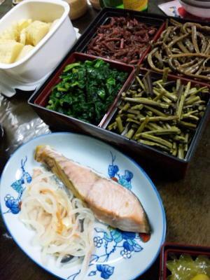 大晦日の晩餐 - jinpoko