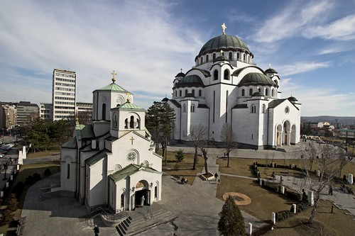 St Sava Belgrado Serbia