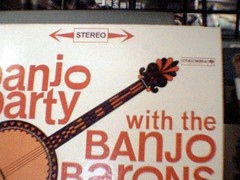 It's a Banjo Party!