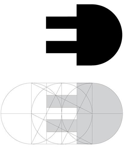 Diseño logo ED