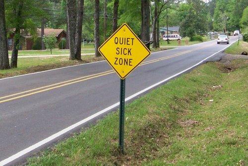Sick Zone?