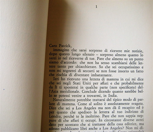 Christopher Isherwood, Incontro al fiume, Guanda 1994, p. 7 (part.)