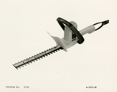 1957 - First Hedge Trimmer (Black & Decker Centennial) Tags: blackanddecker hedgetrimmer blackdecker lawnandgarden