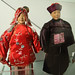 Chinese Civilian Dolls made by late Michael Lee