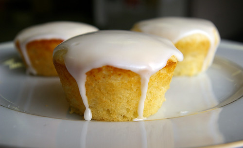 Glazed Lemon Cakes III