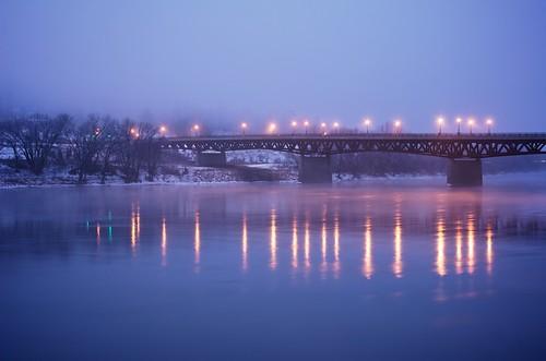 Bridge over the Susquehanna