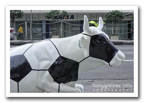 Fotos de Brasil: la Cow Parade en São Paulo