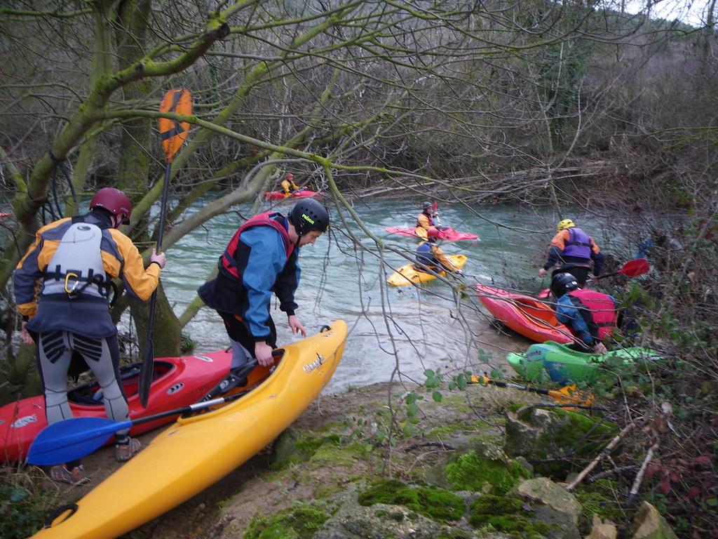 Descenso ríos Urederra y Ega 004