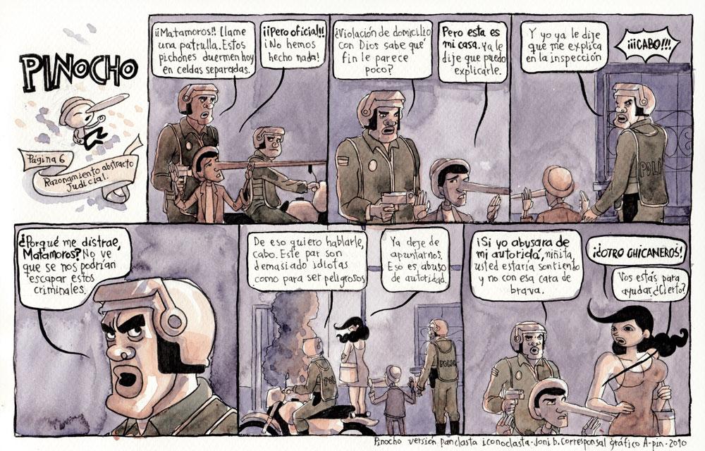 Página 6: RAZONAMIENTO ABSTRACTO JUDICIAL