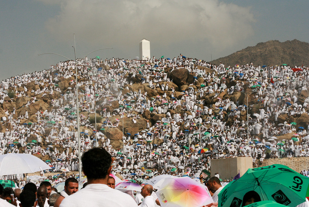 4304018900 3b72d6bb83 b Hajj, Pilgrimage to Mecca when Millions Worship in Unison [49 Pics]