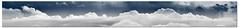 The Cloud Wall. ([ Kane ]) Tags: sky cloud storm clouds dark panoramic sit qld kane gledhill cloudbank 50d 22images kanegledhill tagthecloud kanegledhillphotography