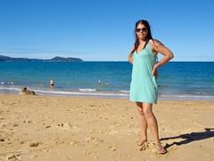 Nat à la plage