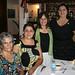 Elsa Vela, Narda Carmona, Gertrudis Silva y Lilia de Jiménez.