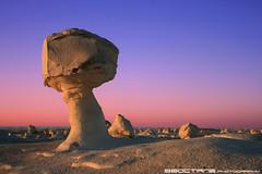 Sunset at White Desert (by 98octane)