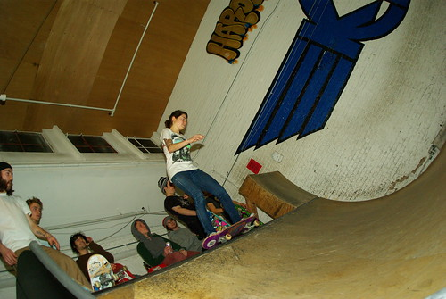 50-50 Ladies Night at KCDC