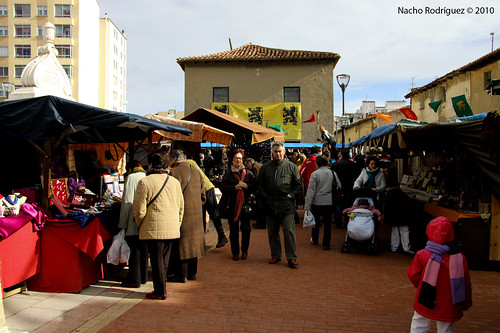 Gamonal - Mercado Medieval