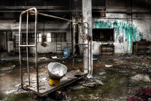 Textile factory #6
