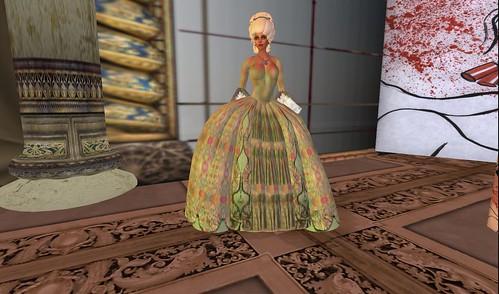 fashion circa 1600