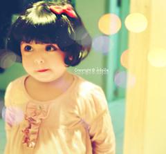 يآڵبى' بسمـة شفـآڪ (Ĵεšşĭčą) Tags: baby cute girl بسمة يالبى