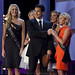 Mario Lopez, Jennifer Corey, Brittany Jeffers,Kristen Blair, and Mallory Ervin