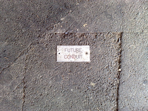 Conduit to the future, Northcote