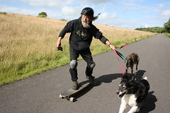 Boarding 02 (RockaPHOTOfella) Tags: greyhound wales walking collie competition running robins nils skate longboard skateboard guardian longboarding rockafella rpf cwmmawr rkfella rockaphotofella rpfella