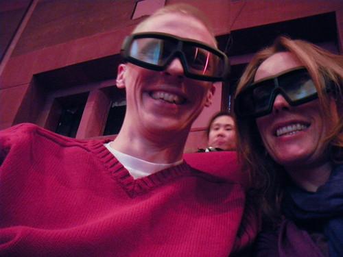 Watching Avatar 3D
