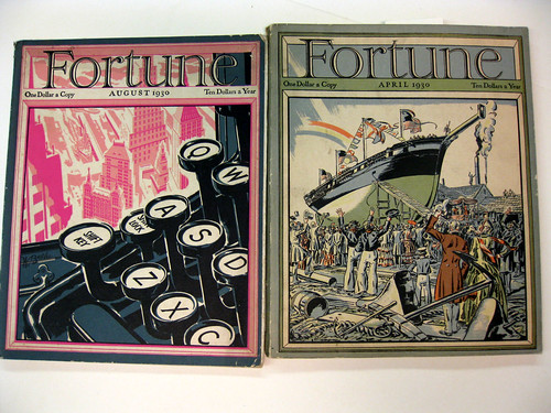 Fortune Magazine -1930