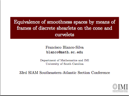 Equivalence of Smoothness spaces