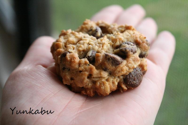 yulafli, cikolatali, fistik ezmeli kurabiye2