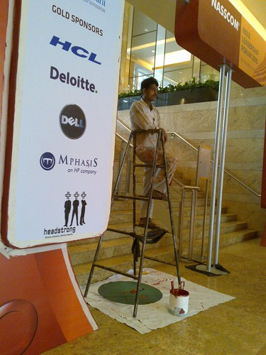 Getting ready for NASSCOM 2010