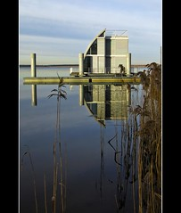 Water house (renschmensch) Tags: house water swimming dali bej mywinners abigfave theunforgettablepictures