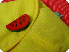 Detalhes para refrescar! (Joana Joaninha) Tags: brasil bag dia melancia belohorizonte bolsa quente detalhes xuxu botes pa joanajoaninha