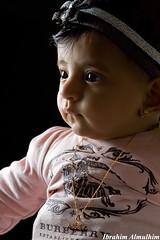 Aisha |  (Ibrahim Almulhim ) Tags: portrait baby girl kids angel children kid canonef2470mmf28lusm aisha    canoneos50d