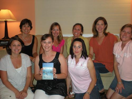 Kristina Faller & book club