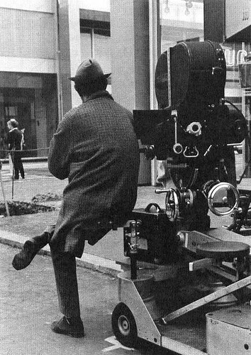 TONIGHT! Jacques Tati's Playtime & Scott MacDonald program 1