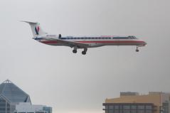 American Eagle N839AE at KSAN (SBGrad) Tags: airport aperture nikon sandiego americaneagle nikkor spotting airliner 2010 embraer alr d90 ksan emb135kl aerotagged 80200mmf28dafs aero:man=embraer aero:airline=egf aero:series=135 aero:model=emb aero:airport=ksan n839ae aero:special=kl aero:tail=n839ae