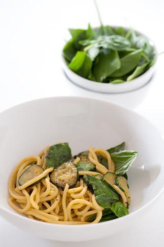 5x10 zucchini pasta