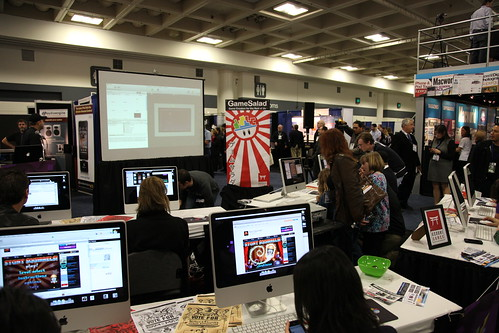 GameSalad at MacWorld 2010