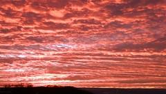 [フリー画像] [自然風景] [空の風景] [雲の風景] [夕日/夕焼け/夕暮れ]       [フリー素材]