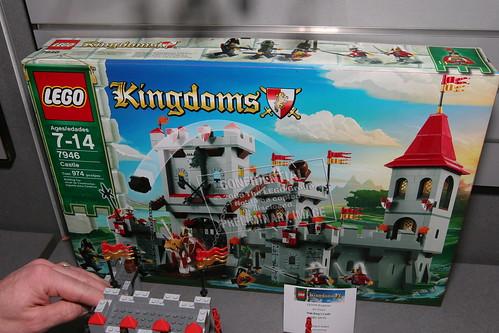 LEGO Toy Fair 2010 - Kingdoms - 7946 King's Castle - 1 by fbtb.